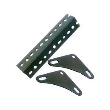 High Quality Shelf Perforated Angle Steel