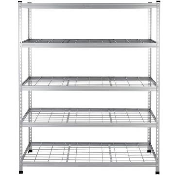 Carts, ESD Wire Shelf Chrome Stainless Steel Storage Shelf