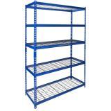 Supermarket Warehouse Household Wire Mesh Display Storage Shelf