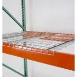 Customized Supermarket Wire Warehouse Display Shelf