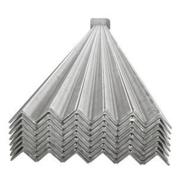 Construction Structural Mild 321 Stainless Steel Angle Iron / Equal Angle Steel Bar #3 image