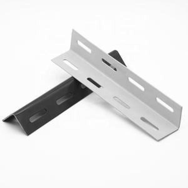 Hot Selling Powder Coatyed Slotted Angle Iron #1 image