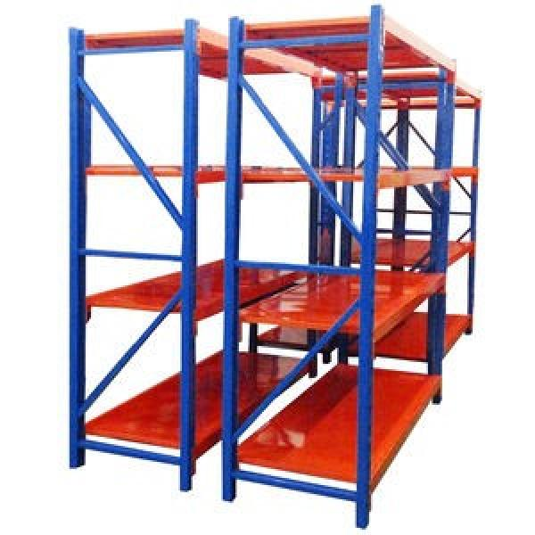 High Quality Industrial Metal Anti Corrosive Heavy Duty Selective Pallet Storage Warehouse Racking with Ce Certificate (DC-160) #1 image