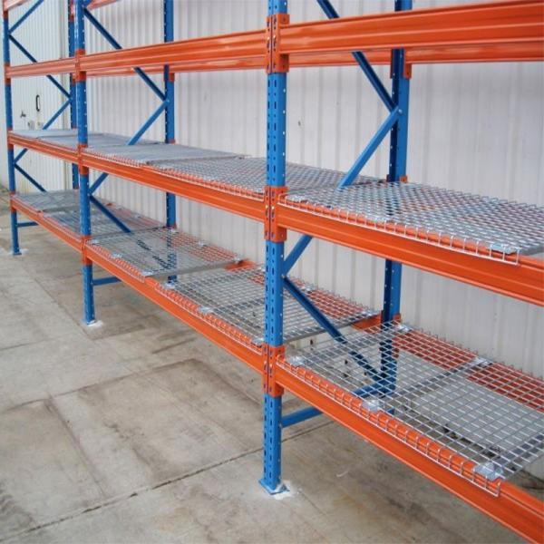 Customized Supermarket Wire Warehouse Display Shelf #3 image