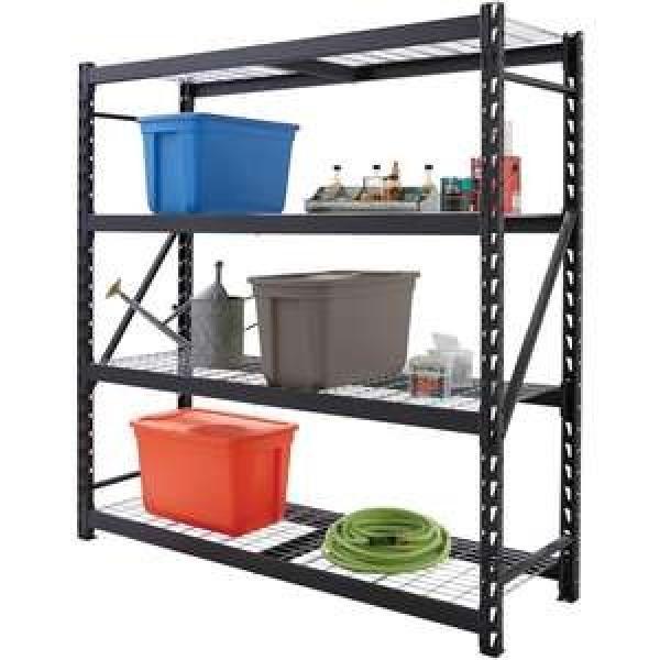 Garage Storage Economical Medium Duty Steel Long Span Shelving Warehouse Storage Rack #2 image