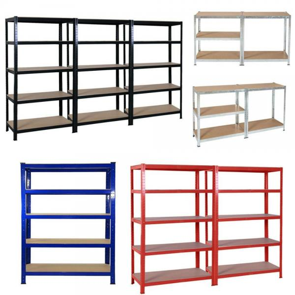 Industrial Light and Heavy Duty Pallet Boltless Rivet Angle Metal Steel Shelf in Storage Rack #2 image