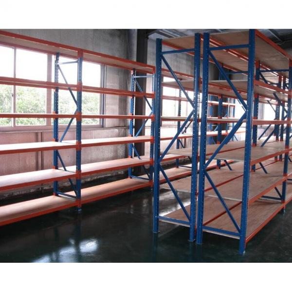 Industrial Light and Heavy Duty Pallet Boltless Rivet Angle Metal Steel Shelf in Storage Rack #1 image