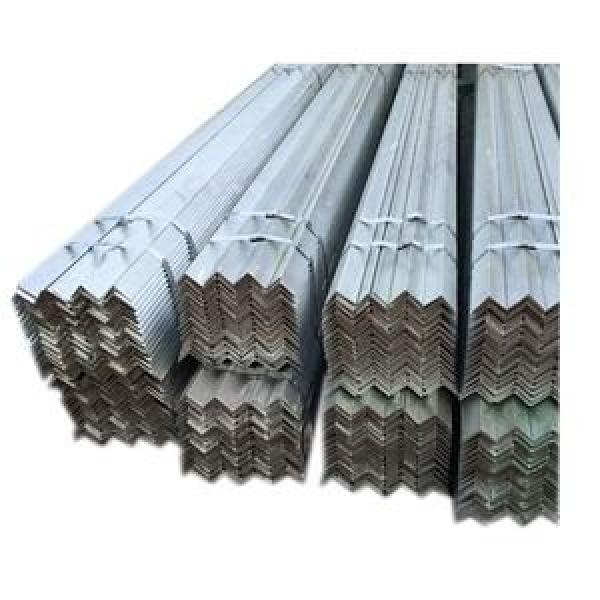 Construction Structural Mild 321 Stainless Steel Angle Iron / Equal Angle Steel Bar #1 image