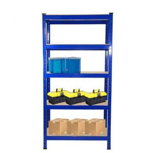 High Quality Industrial Metal Anti Corrosive Heavy Duty Selective Pallet Storage Warehouse Racking with Ce Certificate (DC-160) #2 image