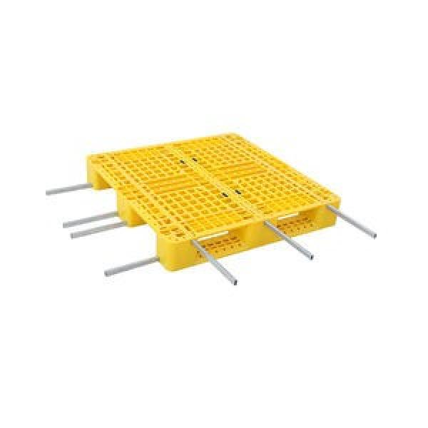 OEM Small Wholesale Allowed Blue and Orange Warehouse Storage Pallet Rack #2 image