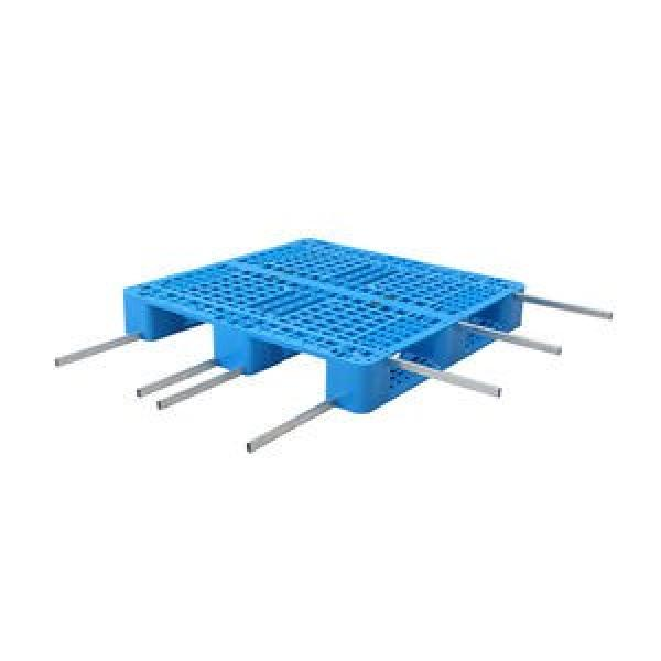 OEM Small Wholesale Allowed Blue and Orange Warehouse Storage Pallet Rack #3 image