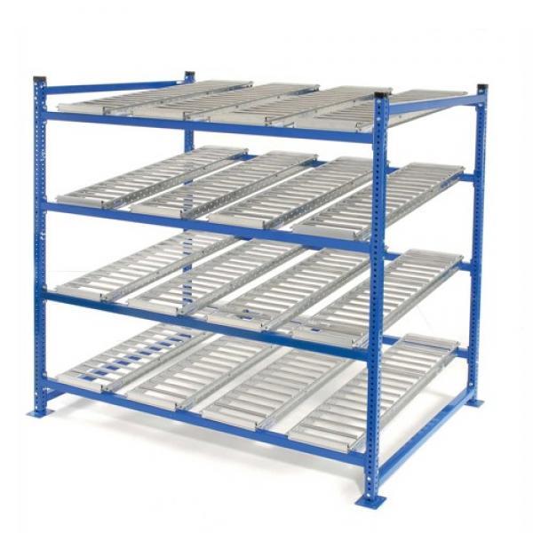 Customized Supermarket Wire Warehouse Display Shelf #2 image