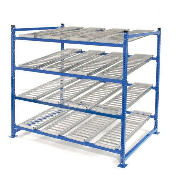Long Span Medium Duty Selective Warehouse Storage Pallet Rack Wire Shelving #3 image